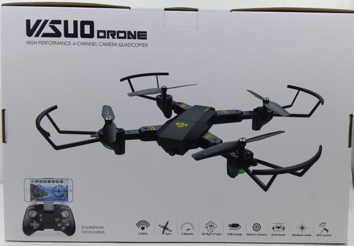 RC Drone Foldable with Wifi Camera-XS809HW