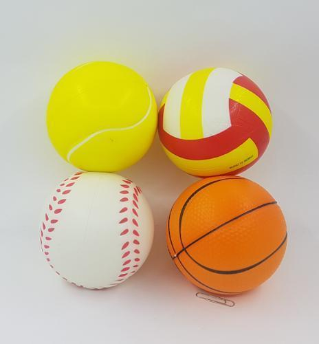 Squishy Sport Ball 10cm