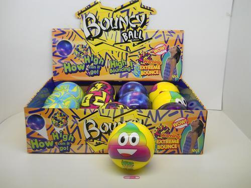 Extreme Bounce Ball 10cm 4dsn