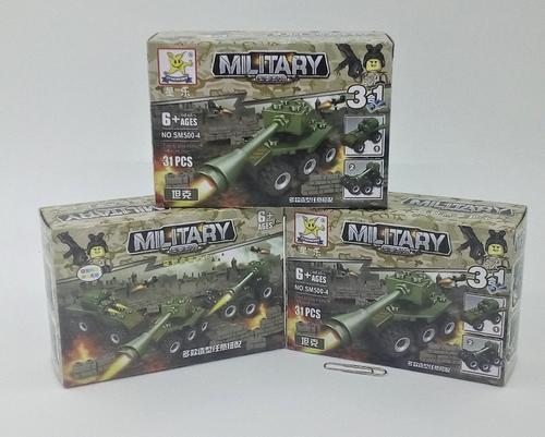 Block Army Set 16/512