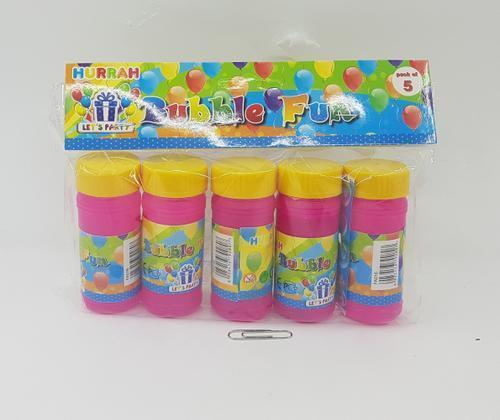 Bubbles Party Pack of 5