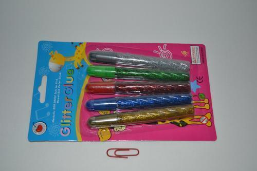 Glitter Glue Pack 5 piece