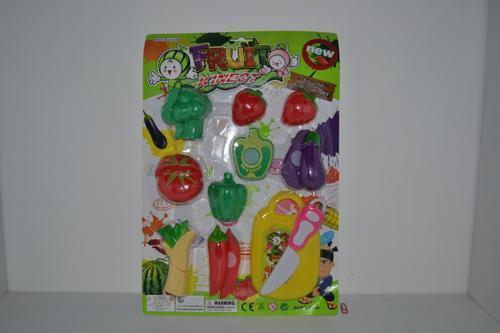 Vegetable Set Blister Pack
