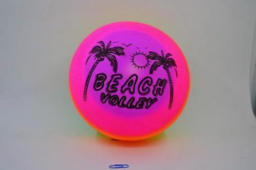 Beach Lumo Volley Ball 22cm