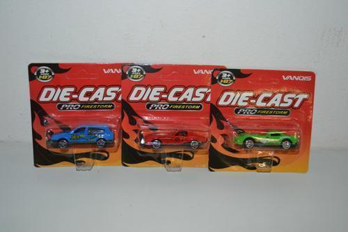 Die Cast Car 10 designs