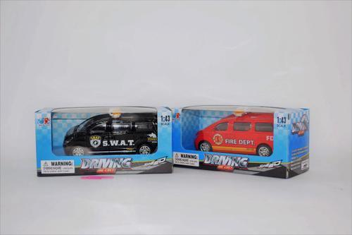 Die Cast Truck 4 Design Boxed
