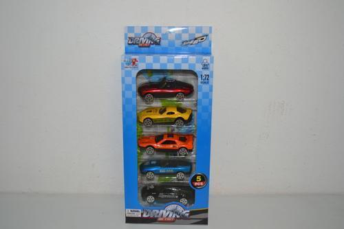 Die Cast Car Set of 5