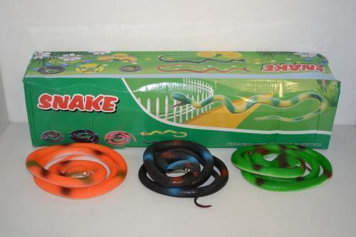 Snake Plastic 1.2m 8 colours