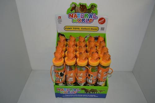 Farm Animals in Fancy Tube 12pc