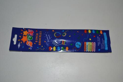 Glow Bracelet 3 strip 6 colour