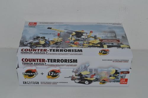 Jiestar Counter Terrorism