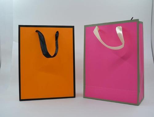 Gift Bag Two Tone (S) 17,5x23x8