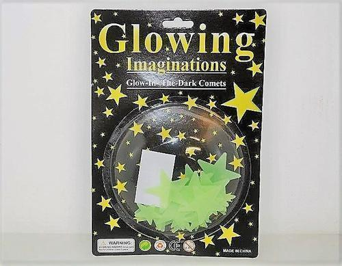 Glow in the Dark Decorations Med