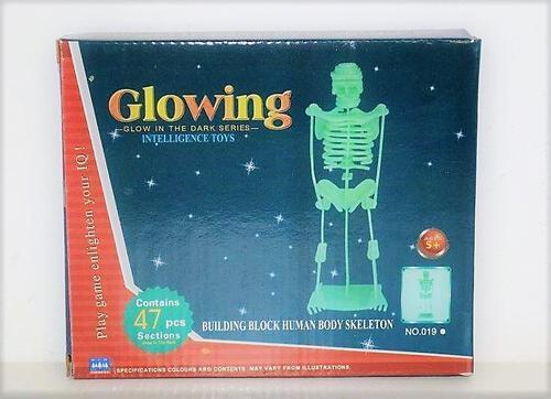 Glowing Body Skeleton Boxed