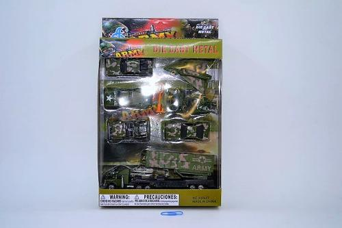 Die Cast Army Set 3dsn
