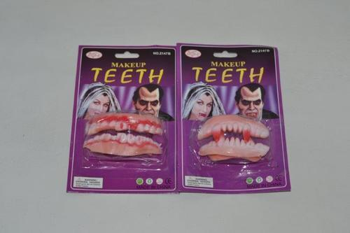 Scary Teeth in Blister Pack 3dsn