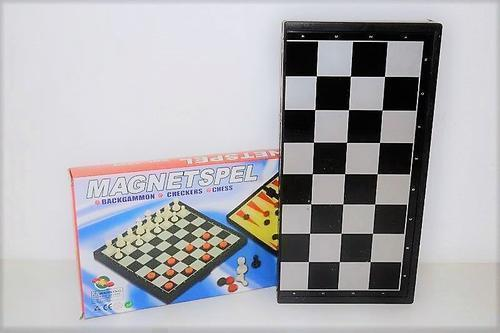 Magnetic Game Set 3 in 1