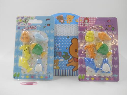 Eraser Novelty Pack 2dsn - 2