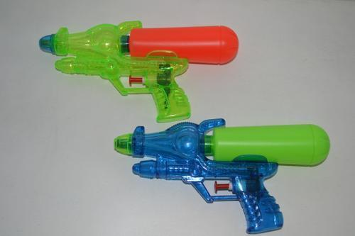 Water Space Pistol