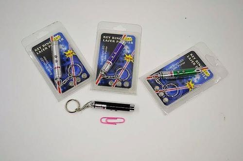 LED Laser in Blister Pack
