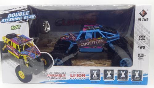 RC Rock Crawler 1:18 WC