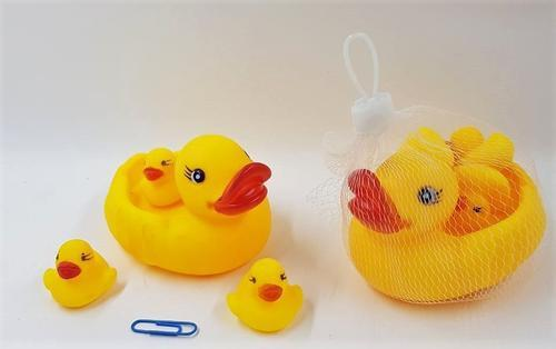 Duck Bath Set 4pc