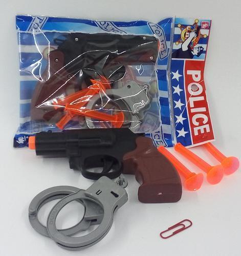Police Set with Cuffs