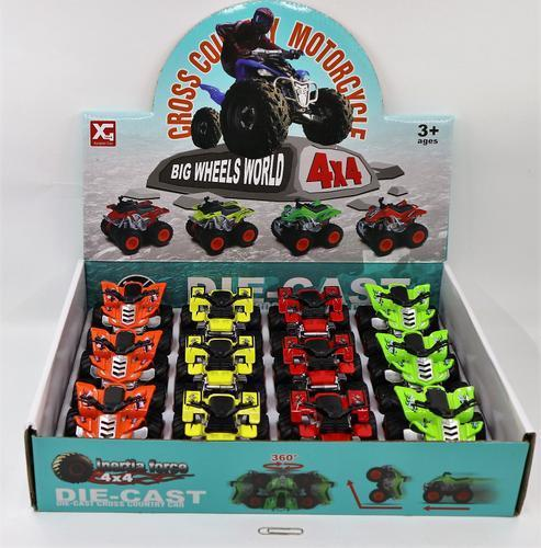 Die Cast Quad Bike