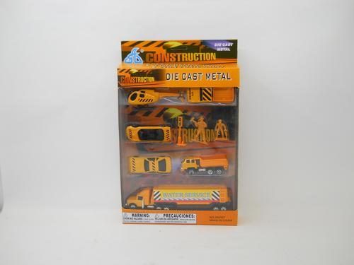 Die Cast Construction Set 3dsn