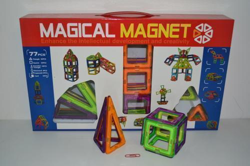 Magical Magnets 77pc