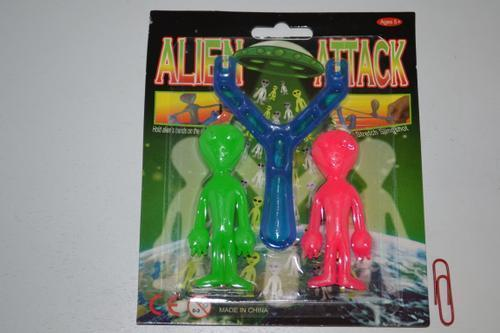 Alien Attack Double