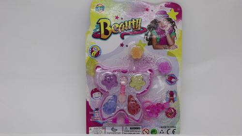 Girl Beauty Set in Blister Pack