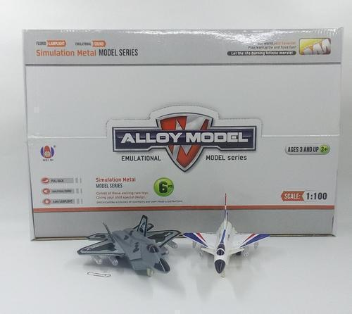 Die Cast Fighter Jet