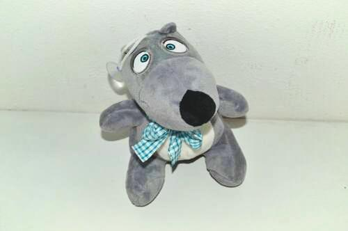 Dog Grey 20cm