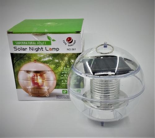 Solar Power Night Lamp