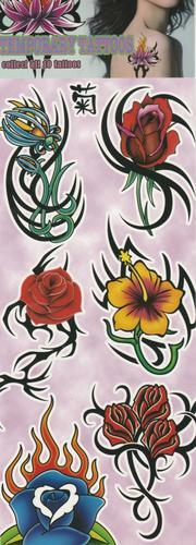 Tattoo Flowers