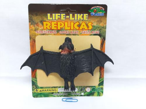 Stretchable lifelike Bat