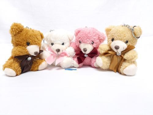 Bear Doll Key Ring 11cm 4cl