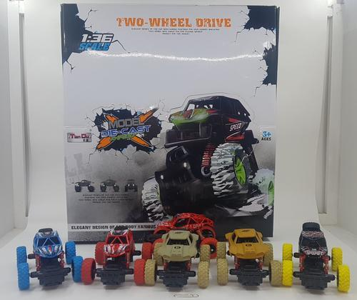 Die Cast Pull Back Buggy