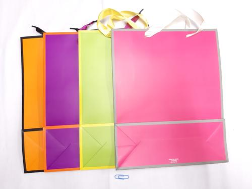 Gift Bag Colours (S) 17,5x23x8