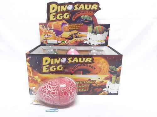 Growing Dinosaur Egg (L)