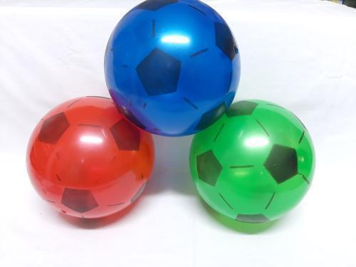 Football Plastic 22cm - 5 colours
