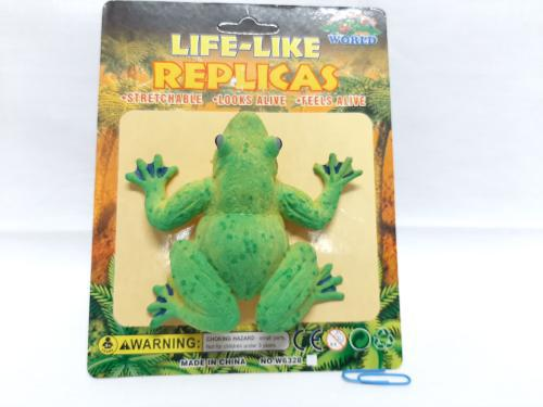 Stretchable lifelike Frog