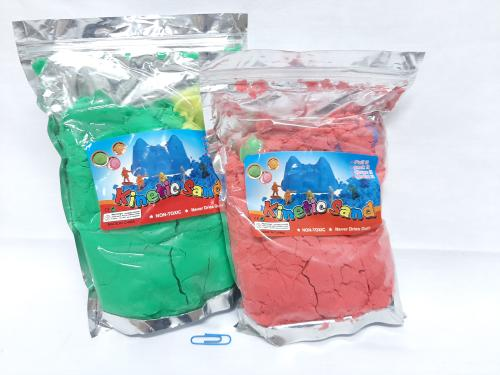 Kinetic Sand Bulk Pack 1kg