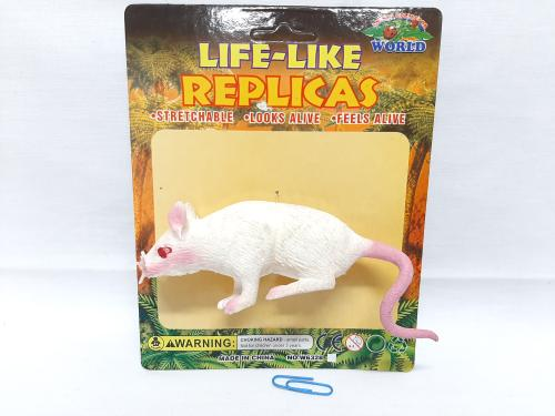 Stretchable lifelike Rat