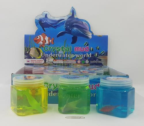 Slime Sea Animal In Tub 7dsn