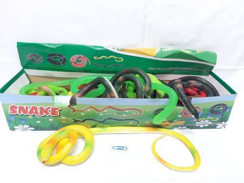 Snake Plastic 1m 8 colours