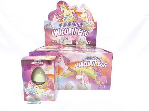 Growing Unicorn Egg