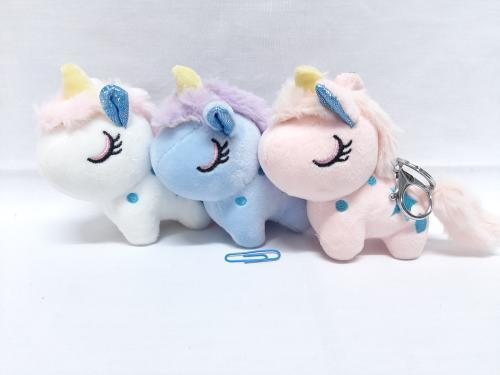 Keyring Unicorn 3cl